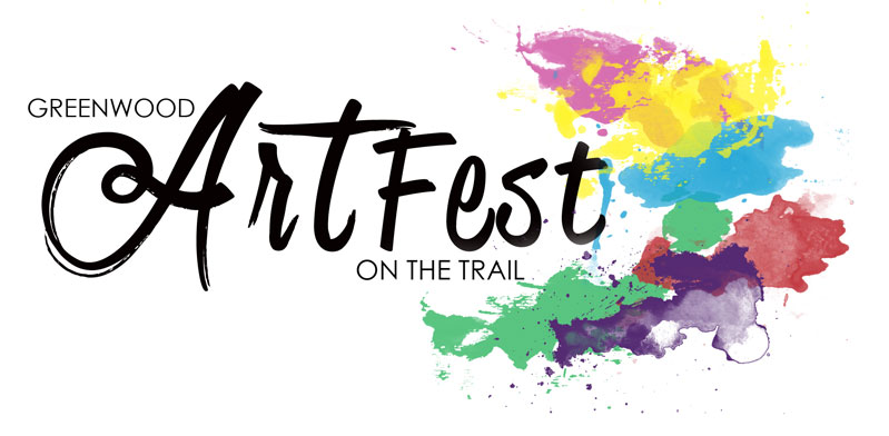 Second Annual Greenwood Artfest on the Walking Trail